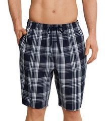 schiesser mix and relax woven long boxer 3xl