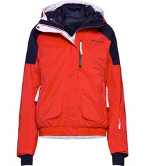 tracked out™ interchange jacket outerwear sport jackets orange columbia