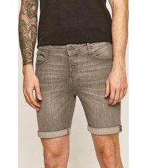 jack & jones - szorty jeansowe 12166861