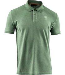 polo shirt korte mouw lumberjack cm45940 007 516