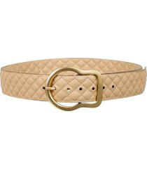 stitched sensation quilted belt