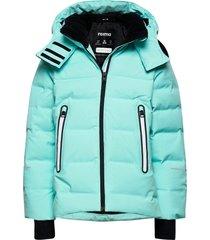 waken outerwear snow/ski clothing snow/ski jacket blauw reima