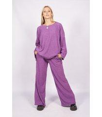 pantalón violeta skanda haydee