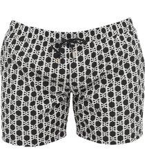 balmain swim trunks