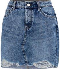 jeanskjol onlsky reg dnm skirt