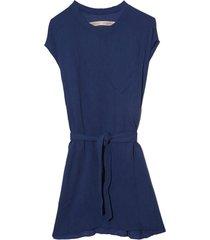 vija dress in blue