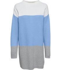 maglione lungo a righe (bianco) - bodyflirt