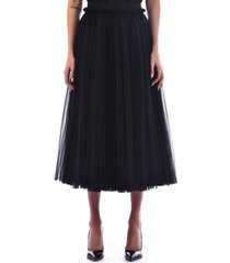 dolce & gabbana flared skirt