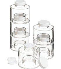 torre porta condimentos temperos spice jar tower thata esportes