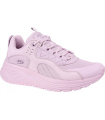 tenis lifestyle skechers bobs sport sparrow 2.0 urban sounds - lila