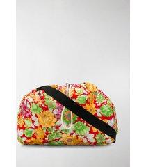 plan c floral shoulder bag