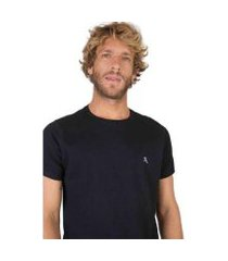 camiseta básica fit taco masculina