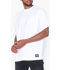 dr denim major tee t-shirts & linnen vit