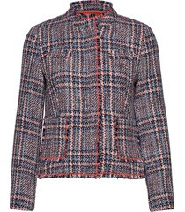 blazer long-sleeve blazers bouclé blazers multi/mönstrad gerry weber