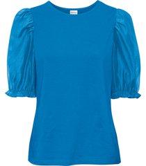 maglia in cotone biologico (blu) - bodyflirt