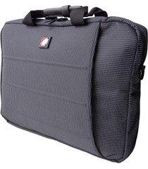 maletin para laptop swissbrand stanford-negro