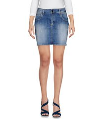 twin-set jeans denim skirts