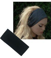 bawełniana opaska na głowę brigitte