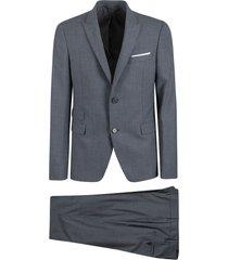 neil barrett single-breasted suit