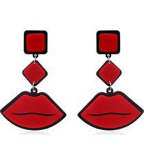 orecchini svegli delle donne degli orecchini della nappa delle donne