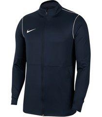 trainingsjack nike dry park 20 knit track jacket