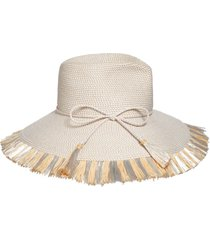 women's eric javits antigua squishee tropical sun hat -