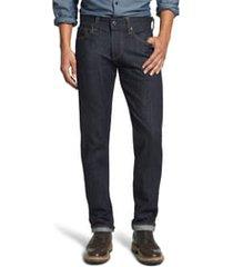 men's ag tellis slim fit jeans, size 35 - blue