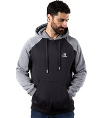 hoodie  canguro compass negro gangster