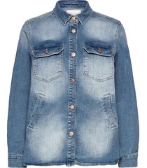 hilborgpw ja jeansjack denimjack blauw part two
