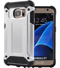 armor strong defender case for galaxy s7, 2 in 1 drop protective case