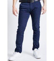 pantalón chino pitillo azul sioux