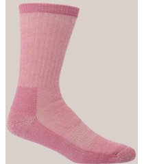 calcetín lana merino w wl heavy oli rosa rockford