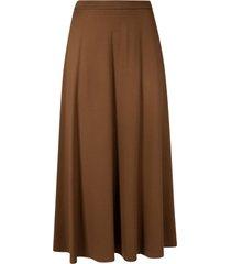 max mara long length skirt