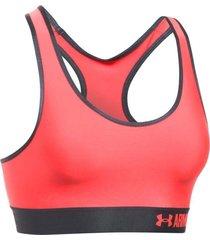top para mujer under armour-rojo