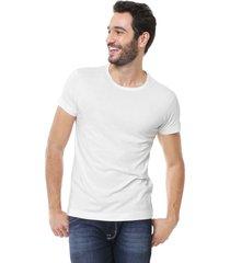 camiseta forum cool branca - branco - masculino - algodã£o - dafiti