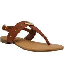 juicy couture zing thong sandals women's shoes