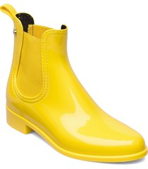 comfy 30 shoes boots ankle boots ankle boot - flat gul lemon jelly