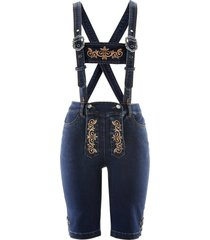 jeans bavaresi (nero) - bpc bonprix collection