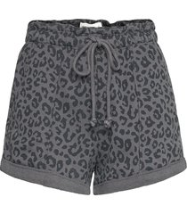 anf womens shorts shorts flowy shorts/casual shorts grå abercrombie & fitch