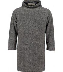 garcia lange sweater shiny grey