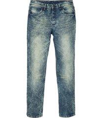 jeans elasticizzati regular fit straight (blu) - rainbow