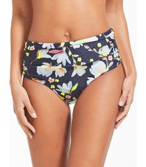 florentine gathered pant bikini bottom