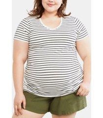 motherhood maternity plus size shorts