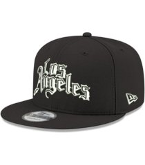 new era los angeles clippers series custom 9fifty cap