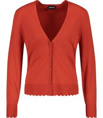 taifun jacket 432007 / 15330 spicy red - size 36 / s