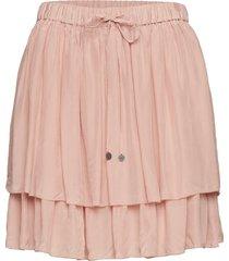 i-escape skirt kort kjol rosa odd molly