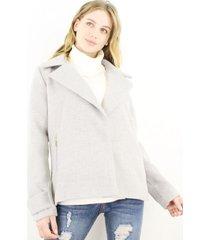 chaqueta parís gris jacinta tienda