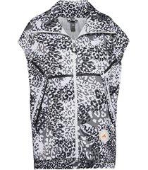 truepace gilet vests padded vests wit adidas by stella mccartney