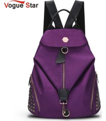 women shoulder bag pack nylon backpack bag s waterproof travel backpack women la