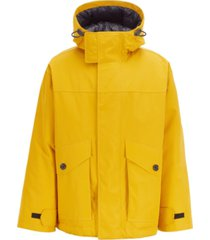 boss men's relaxed-fit down jacket